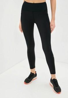 Леггинсы, Black Limba, цвет: черный. Артикул: BL048EWKFGI0. Одежда / Брюки / Леггинсы