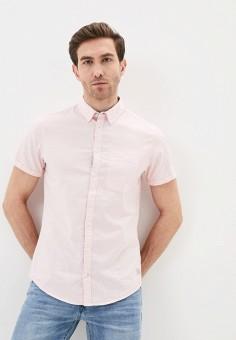 Рубашка, Blend, цвет: розовый. Артикул: BL203EMHRUR6. Одежда / Рубашки