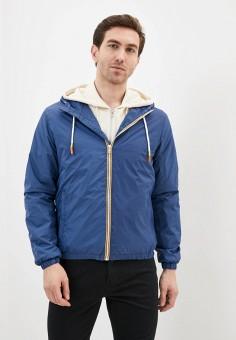Ветровка, Blend, цвет: синий. Артикул: BL203EMHRUT5. Одежда / Верхняя одежда / Легкие куртки и ветровки