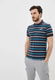 Поло, Blend, цвет: синий. Артикул: BL203EMJETT4. Одежда / Футболки и поло