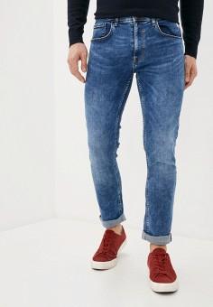 Джинсы, Blend, цвет: синий. Артикул: BL203EMJGDC6. Одежда / Джинсы / Зауженные джинсы