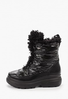Дутики, Bona Dea, цвет: черный. Артикул: BO027AWGOND5. Обувь / Сапоги / Дутики