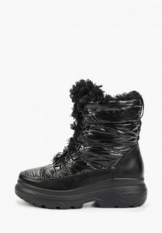 Дутики, Bona Dea, цвет: черный. Артикул: BO027AWGOND6. Обувь / Сапоги / Дутики