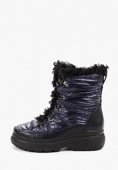 Дутики, Bona Dea, цвет: синий. Артикул: BO027AWGOND7. Обувь / Сапоги / Дутики