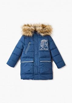 Куртка утепленная, Boom, цвет: голубой. Артикул: BO051EBGPRG4. Мальчикам / Одежда / Верхняя одежда / Куртки и пуховики