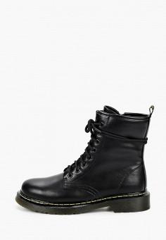 Ботинки, Bona Mente, цвет: черный. Артикул: BO053AWKCOS8. Обувь / Ботинки / Высокие ботинки