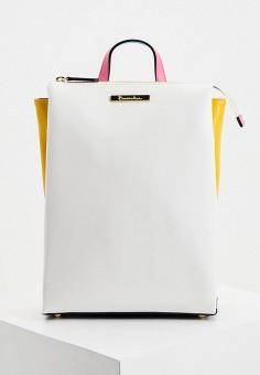 Рюкзак, Braccialini, цвет: белый. Артикул: BR001BWHTHM2. Аксессуары / Рюкзаки