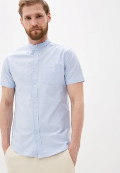 Рубашка, Brave Soul, цвет: голубой. Артикул: BR019EMILGG9. Одежда / Рубашки