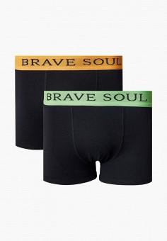Комплект, Brave Soul, цвет: черный. Артикул: BR019EMJXDA4. Одежда / Нижнее белье