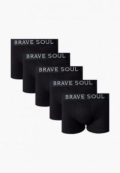Комплект, Brave Soul, цвет: черный. Артикул: BR019EMJXDA6. Одежда / Нижнее белье