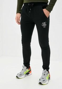 Брюки спортивные, Brave Soul, цвет: черный. Артикул: BR019EMJXDC1. Одежда / Брюки / Спортивные брюки