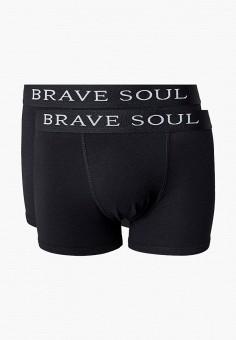 Комплект, Brave Soul, цвет: черный. Артикул: BR019EMKCFI2. Одежда / Нижнее белье