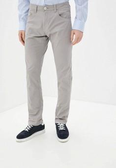 Брюки, Bruebeck, цвет: серый. Артикул: BR028EMIRZV0. Одежда / Брюки / Повседневные брюки