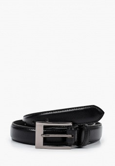 Ремень, Burton Menswear London, цвет: черный. Артикул: BU014DMIVSZ4. Аксессуары