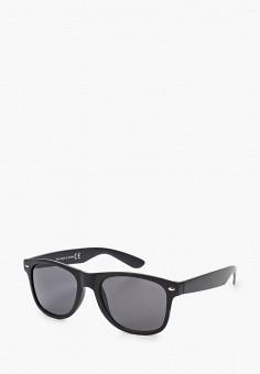 Очки солнцезащитные, Burton Menswear London, цвет: черный. Артикул: BU014DMJWYK7. Аксессуары