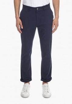 Брюки, Burton Menswear London, цвет: синий. Артикул: BU014EMCDVD4. Одежда / Брюки / Повседневные брюки