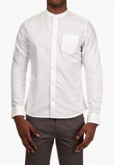 Рубашка, Burton Menswear London, цвет: белый. Артикул: BU014EMCFJZ7. Одежда / Рубашки
