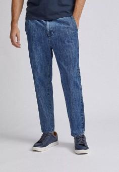 Джинсы, Burton Menswear London, цвет: синий. Артикул: BU014EMIHZB0. Одежда / Джинсы / Прямые джинсы