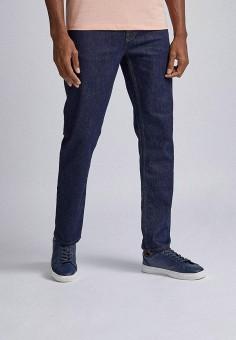 Джинсы, Burton Menswear London, цвет: синий. Артикул: BU014EMIHZC3. Одежда / Джинсы / Прямые джинсы