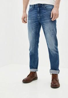 Джинсы, Burton Menswear London, цвет: синий. Артикул: BU014EMIHZC4. Одежда / Джинсы / Прямые джинсы