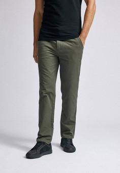 Брюки, Burton Menswear London, цвет: хаки. Артикул: BU014EMIHZD0. Одежда / Брюки / Повседневные брюки