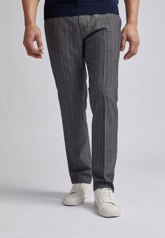 Брюки, Burton Menswear London, цвет: серый. Артикул: BU014EMIHZD3. Одежда