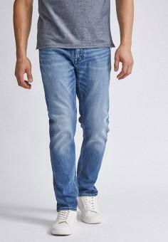 Джинсы, Burton Menswear London, цвет: голубой. Артикул: BU014EMIKNG0. Одежда / Джинсы / Прямые джинсы