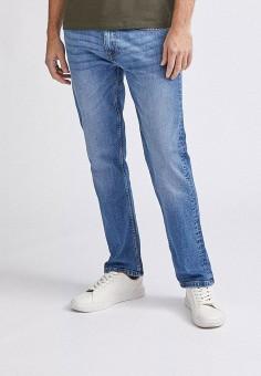 Джинсы, Burton Menswear London, цвет: синий. Артикул: BU014EMIKNG1. Одежда / Джинсы / Прямые джинсы