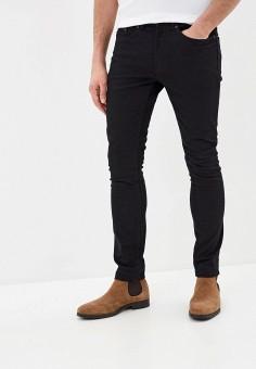 Джинсы, Burton Menswear London, цвет: черный. Артикул: BU014EMILNL5. Одежда / Джинсы / Прямые джинсы