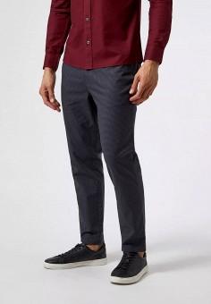 Брюки, Burton Menswear London, цвет: синий. Артикул: BU014EMIWBP7. Одежда / Брюки / Повседневные брюки
