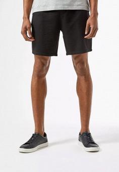 Шорты, Burton Menswear London, цвет: черный. Артикул: BU014EMIWBU4. Одежда