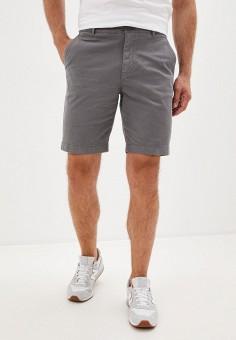 Шорты, Burton Menswear London, цвет: серый. Артикул: BU014EMJWYS0. Одежда / Шорты