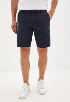 Шорты, Burton Menswear London, цвет: синий. Артикул: BU014EMJWYS3. Одежда / Шорты