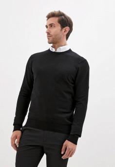 Джемпер, Burton Menswear London, цвет: черный. Артикул: BU014EMJWYT5. Одежда / Джемперы, свитеры и кардиганы / Джемперы и пуловеры