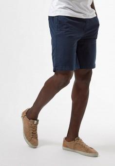 Шорты, Burton Menswear London, цвет: синий. Артикул: BU014EMJWZF4. Одежда / Шорты