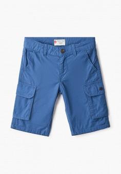 Шорты, Button Blue, цвет: голубой. Артикул: BU019EBIFYC0. Мальчикам / Одежда