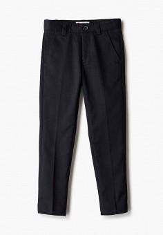 Брюки, Button Blue, цвет: черный. Артикул: BU019EBJPMM5. Мальчикам / Одежда