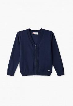 Кардиган, Button Blue, цвет: синий. Артикул: BU019EBJPMN0. Мальчикам / Одежда