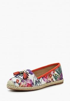 Эспадрильи, Buonarotti, цвет: мультиколор. Артикул: BU020AWIXE72. Обувь / Эспадрильи
