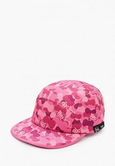 Бейсболка, Buff, цвет: розовый. Артикул: BU023CGIYWS3. Девочкам / Аксессуары