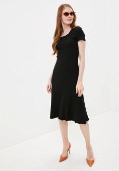 Платье, By Swan, цвет: черный. Артикул: BY004EWJDYJ0. Одежда / Платья и сарафаны
