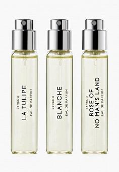 Набор парфюмерный, Byredo, цвет: прозрачный. Артикул: BY007LUFCDU4. Красота