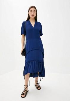 Платье, By Malene Birger, цвет: синий. Артикул: BY009EWHOJY8. Premium