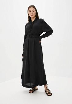 Платье, By Malene Birger, цвет: черный. Артикул: BY009EWHOKA3. Одежда / Платья и сарафаны / Повседневные платья
