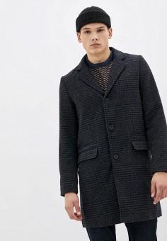 Пальто, Casual Friday by Blend, цвет: синий. Артикул: CA049EMKJWY4. Одежда / Верхняя одежда / Пальто