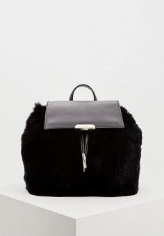 Рюкзак, Cavalli Class, цвет: черный. Артикул: CA078BWCCHQ8. Аксессуары / Рюкзаки