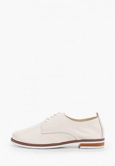 Ботинки, Caprice, цвет: белый. Артикул: CA107AWIAEC2. Обувь / Ботинки / Низкие ботинки