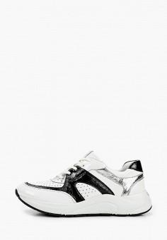 Кроссовки, Caprice, цвет: белый. Артикул: CA107AWIAEM2. Обувь / Обувь с увеличенной полнотой