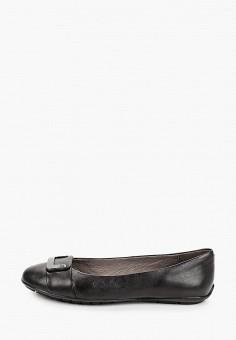 Балетки, Caprice, цвет: черный. Артикул: CA107AWJXUI4. Обувь / Балетки