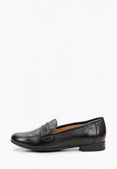 Лоферы, Caprice, цвет: черный. Артикул: CA107AWJXUN2. Обувь / Туфли
